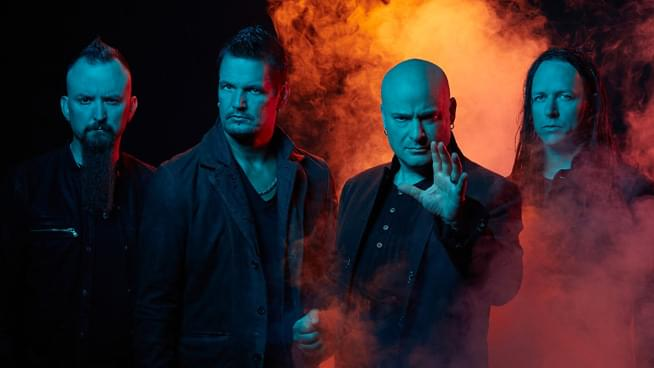 Listen to Win Disturbed Tickets This Weekend!