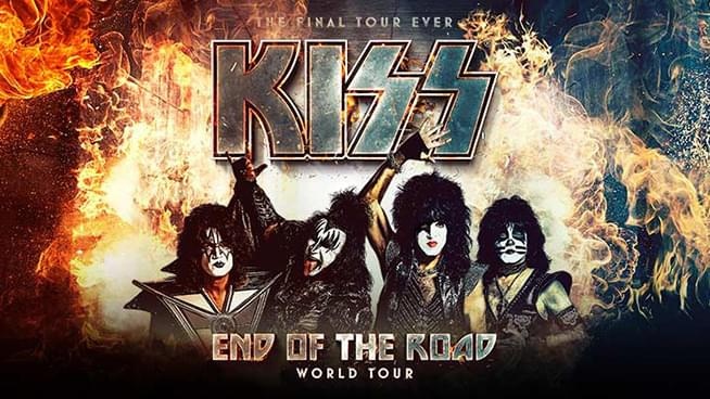 KISS – The End of the Road Tour: All Access Radio Special