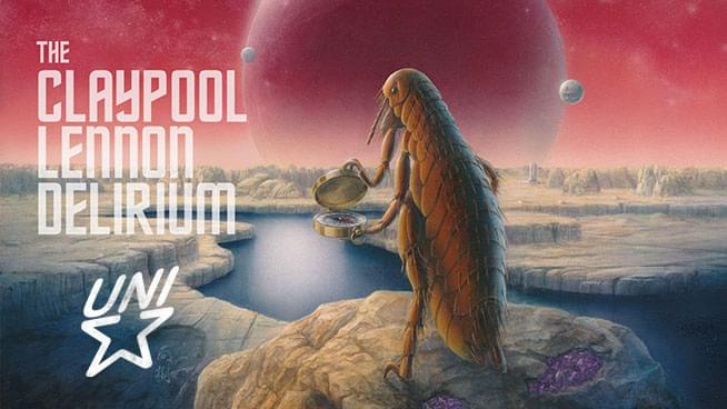APR 25 • The Claypool Lennon Delirium