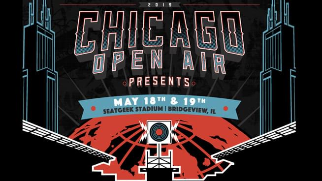 MAY 18-19 • Chicago Open Air