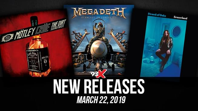 Notable New Releases – March 22, 2019