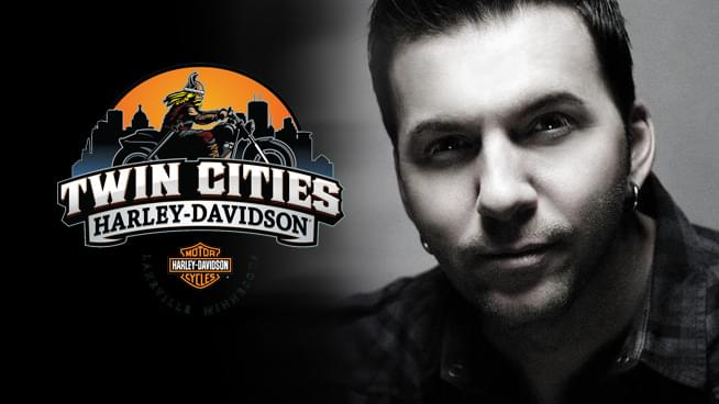 MAY 4 • 93X Rock N' Ride Ticket Raid at Twin Cities Harley-Davidson (Lakeville)