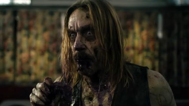 Iggy Pop Plays a Zombie in the Upcoming The Dead Don't Die