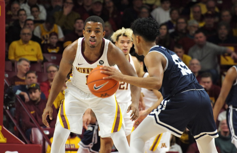Isaiah Washington to Transfer From Gophers After Two Seasons