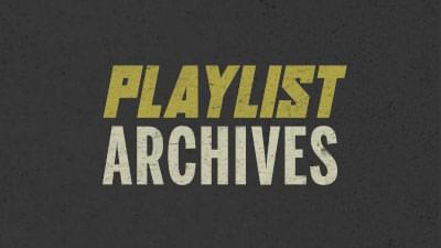 Check out the playlist archives from past episodes of Loud & Local View