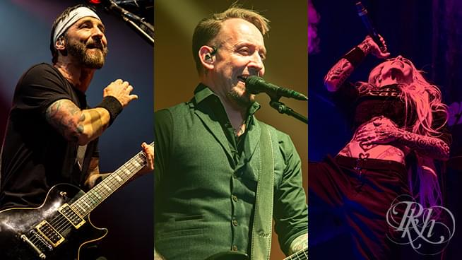 PHOTOS: 93X Icebreaker starring Godsmack at The Armory (April 22, 2019)