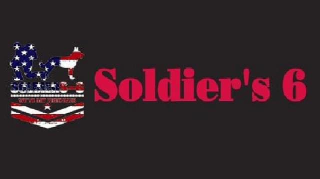 Soldiers-6 Service Dogs