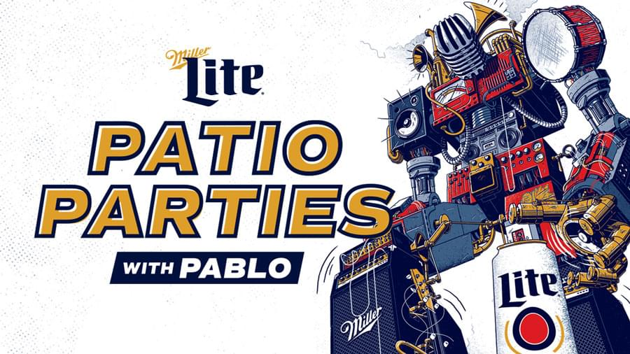 JUL 18 • Pablo & Miller Lite at Big Louie's