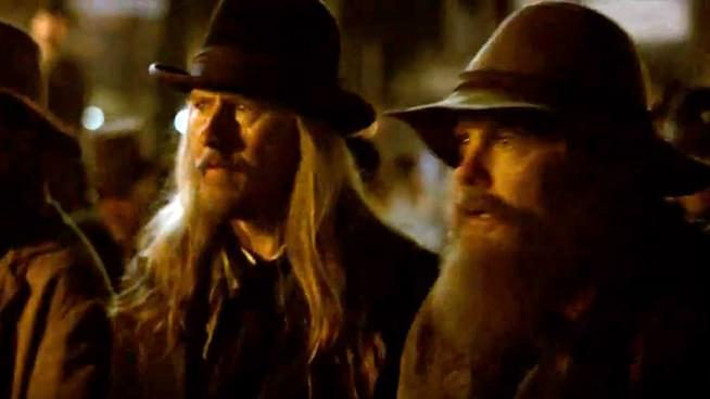 Jerry Cantrell Has a Cameo in Deadwood: The Movie