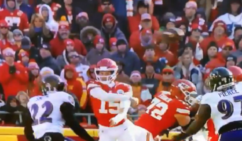 Patrick Mahomes No Look Pass Is In Madden 20