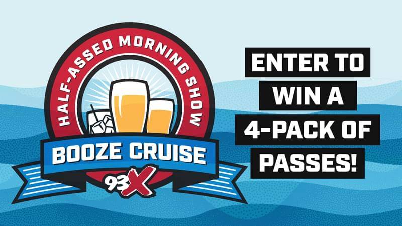 Win Your Way on the Half-Assed Morning Show Boat Cruise!