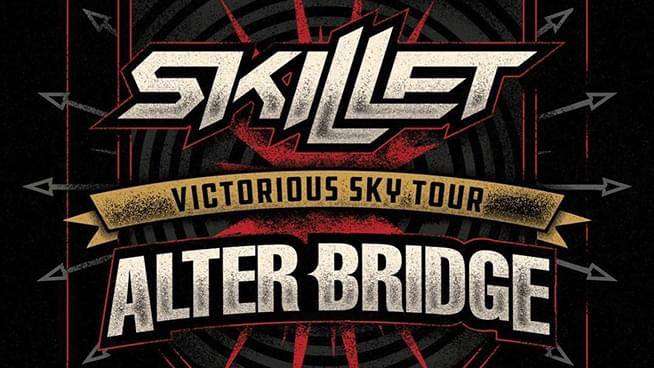 OCT 8 • Skillet & Alter Bridge