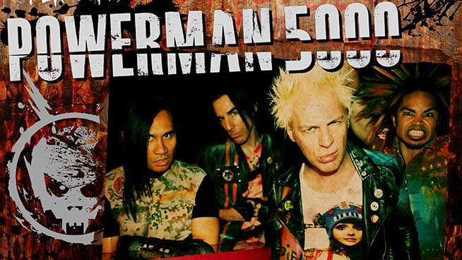 NOV 8 • Powerman 5000