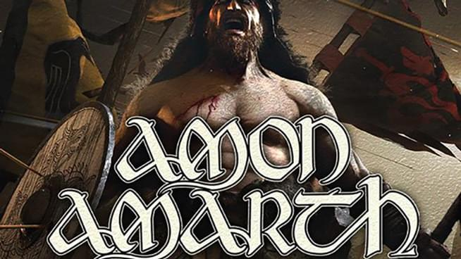 OCT 6 • Amon Amarth