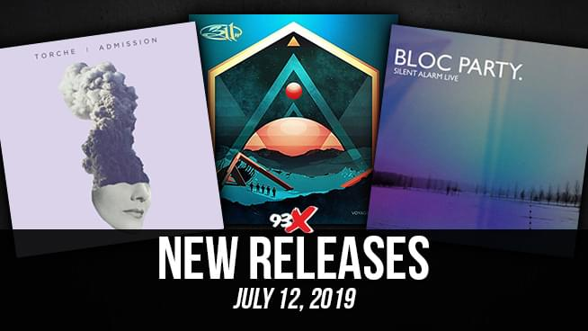 Notable New Releases – July 12, 2019