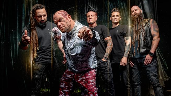 DEC 12 • Five Finger Death Punch