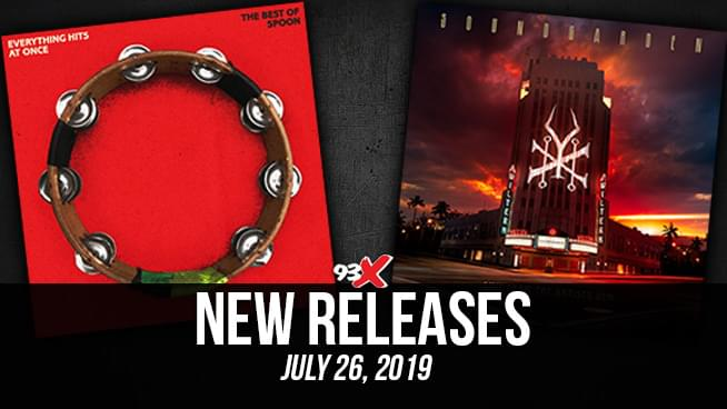 Notable New Releases – July 26, 2019