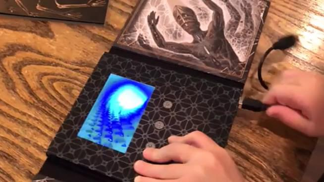 Unboxing Video for Tool's Fear Inoculum