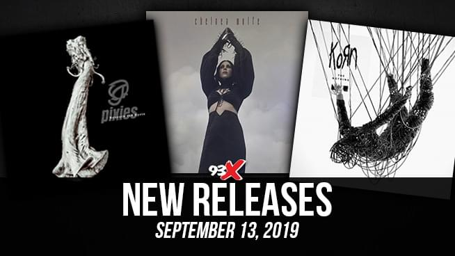 Notable New Releases – September 13, 2019