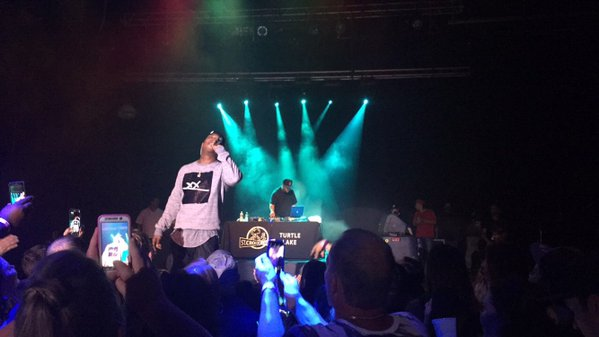 Tony Fly and 105 The Vibe at St. Croix Casino Turtle Lake – Ja Rule and Lloyd Concert