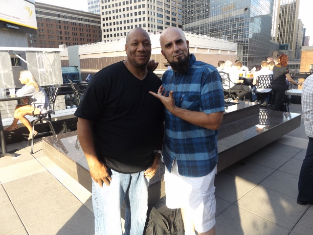 Tony Fly at Seven Sushi – ROOFTOP HAPPY HOUR!