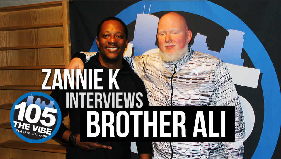Brother Ali Interview With Zannie K