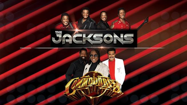 The Jacksons & Commodores