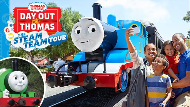 Thomas & Friends: Day Out with Thomas – The Steam Team Tour