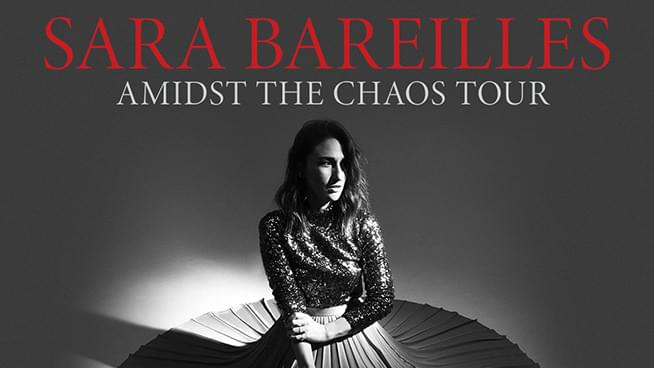 Sara Bareilles: Amidst the Chaos Tour