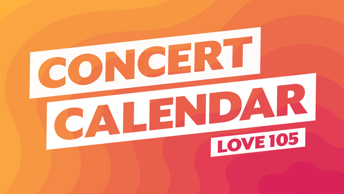 Concert Calendar – Find an Upcoming Show!