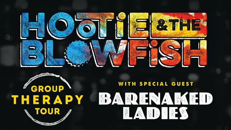 Hootie & The Blowfish with special guests Barenaked Ladies