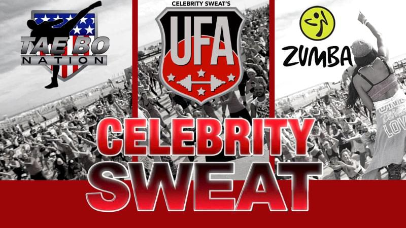 Love 105 at Celebrity Sweat® Wellness Tour