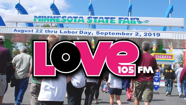 Love 105 Live at The State Fair