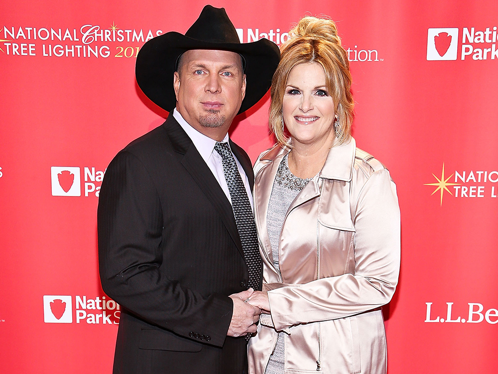 Garth Brooks And Trisha Yearwood Celebrate 11 Years Of