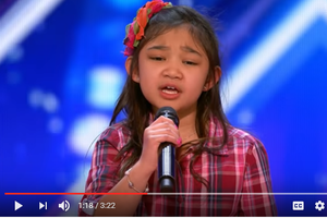 Angelica Hale Made Atlanta Proud on 'America's Got Talent'