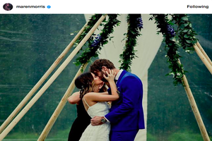 Maren Morris Is Married!