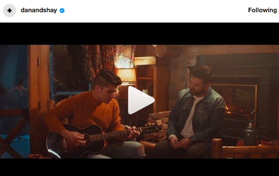Hear Dan + Shay's Acoustic Version Of Tequila