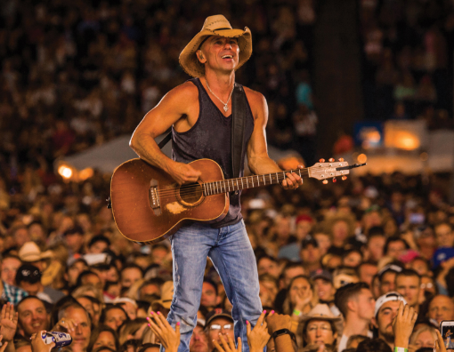 "Watch Kenny Chesney's New Video For ""Get Along""!"