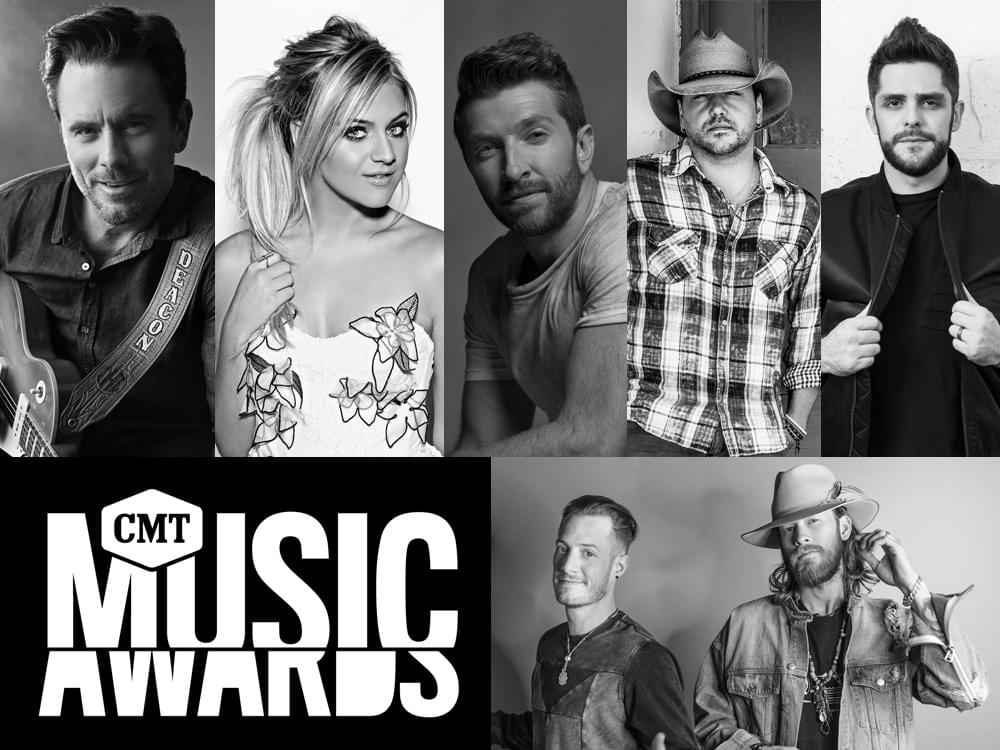Catch Up On The CMT Awards