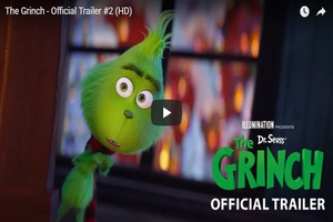 The Grinch Trailer Is Here!