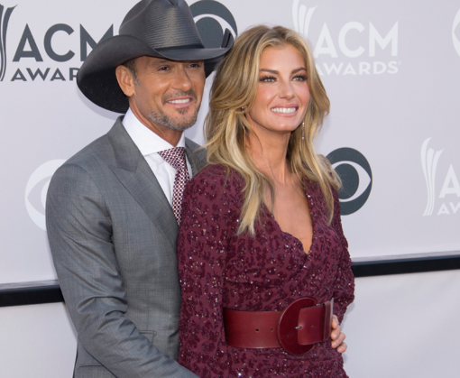 The Secret to Tim & Faith's Marriage!