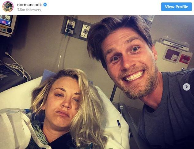 Kaley Cuoco's Honeymoon Was Ruined by Surgery!