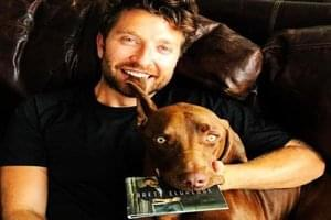 What One Thing Does Brett Eldredge Have to Travel With?