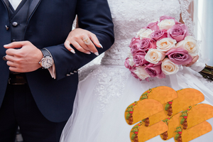 Taco Bell Is Launching Wedding Attire!