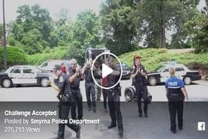 First The Monroe PD Did the Lip Sync Challenge, Now Smyrna PD Are In On It!