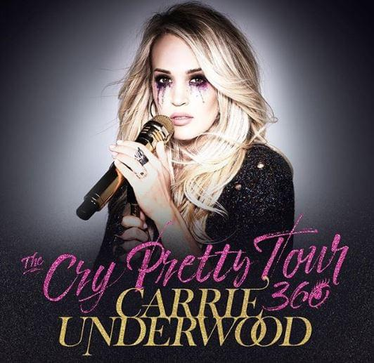 Carrie Underwood Is Making A Statement With Her Opening Acts!