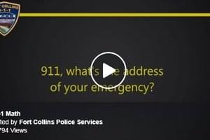 LISTEN: A 10-Year-Old Called 911 for Math Help!