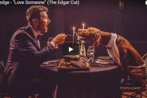Edgar Boogie Made His Music Video Debut with Brett Eldredge!