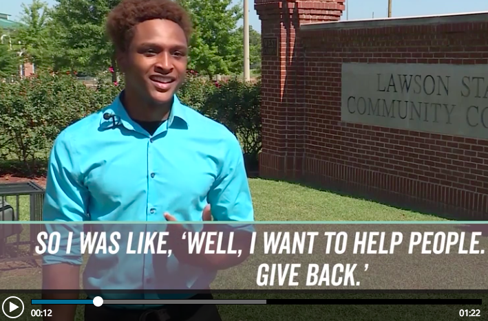KSTL UPDATE: Remember the Teen That Walked 20 Miles to Work? He's Givng Back in a Big Way!