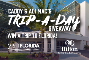 Win A Trip to Hilton Cocoa Beach Oceanfront